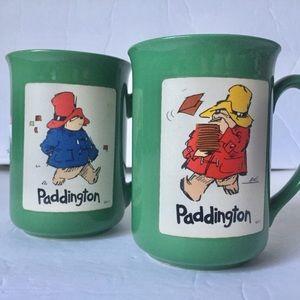 Other - Paddington Bear Mugs
